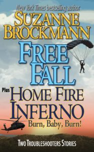 Free Fall & Home Fire Inferno 2-in-1